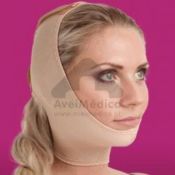 Banda/ faixa compressiva facial
