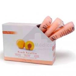 Parafina de pêssego ponto fusão baixo ( 6 bolsas 450g)