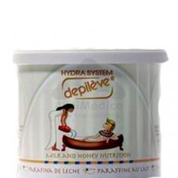 Parafina facial de leite e mel (emb 450g)