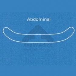 Placa Silicone para zona abdominal