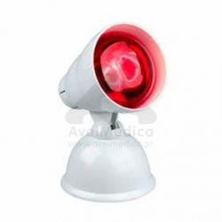 Candeeiro com lâmpada infravermelhos 150w