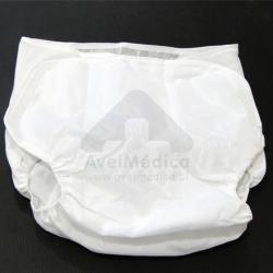 Cueca Plástica para Incontinente
