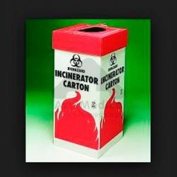 Caixa de Cartão para incineração