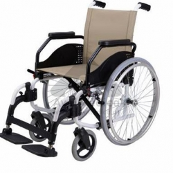 Cadeira de rodas alumínio Latina