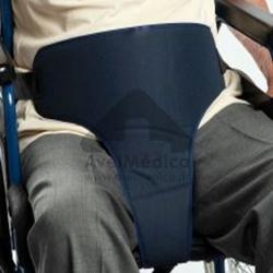 Cinto pélvico para cadeira de rodas