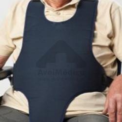 Colete pélvico para cadeiras