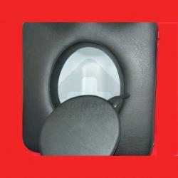Assento Sanitário para Cadeira de Rodas