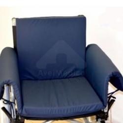Almofada modular anti escara para cadeiras ou cadeirões