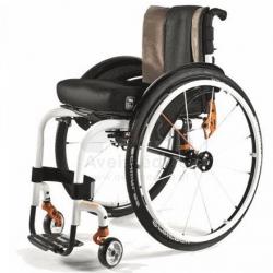 Cadeira de rodas ativa Helium