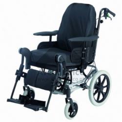 Cadeira de rodas conforto com rodas trânsito