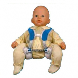 Tala para abdução da anca em bébés