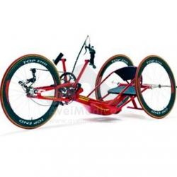 triciclo de mão - handbike