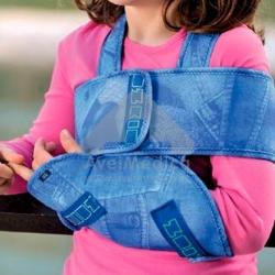 Shoulder sling - Apoio de braço com imobilizador de ombro