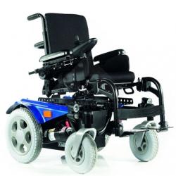 Cadeira de rodas elétrica pediátrica Salsa R2