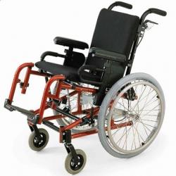 Cadeira pediátrica rígida de basculação