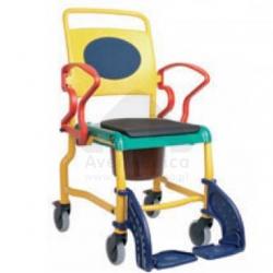 Cadeira sanitária infantil