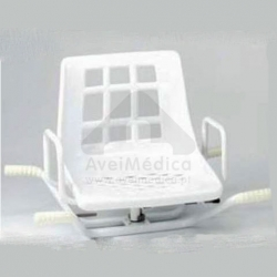 Cadeira rotativa para banheira