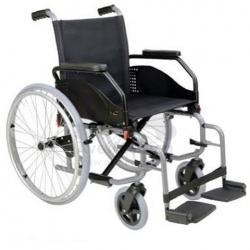 Cadeira de rodas de Eixo recuado