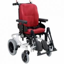 Cadeira rodas pediátrica de posicionamento