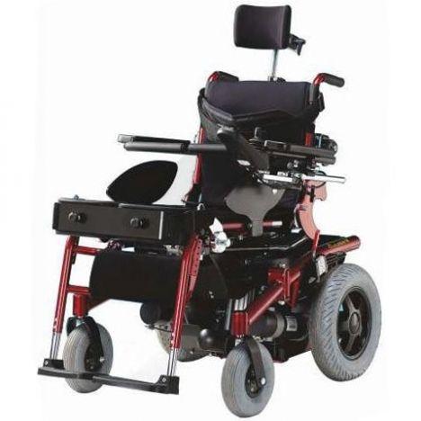 Cadeira pediátrica elétrica com verticalização elétrica