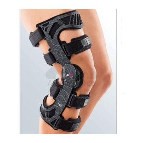 Joelheira com articulação physioglide