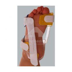 Tala terapêutica para deficiência congénita do pé