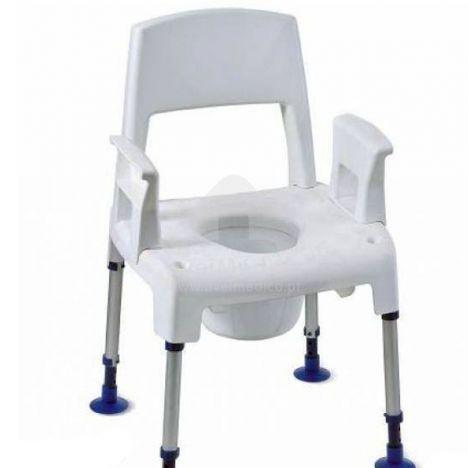 Cadeira de duche e sanitária