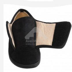 Sapato conforto abertura total