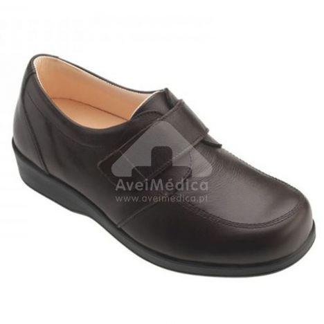 Sapato para pé diabético