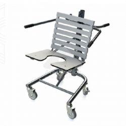 Cadeira para Banho Móvel