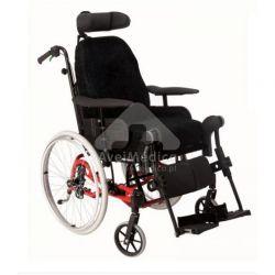 Cadeira de rodas posicionamento