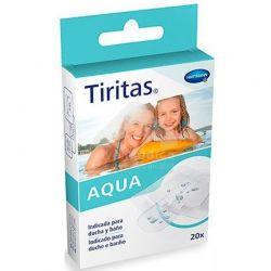 Pensos Rápidos Tiritas Impermeáveis Aqua