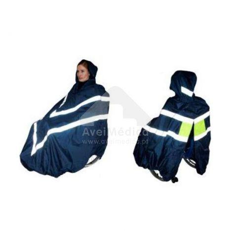 Capa de chuva para cadeira de rodas