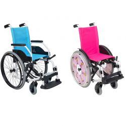 Cadeira rodas pediátrica liga leve