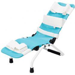 Cadeira de banho pediátrica