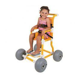 Cadeira de Rodas para praia e areia