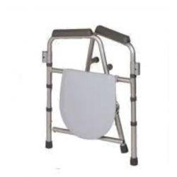 Cadeira de banho sanitária de encartar