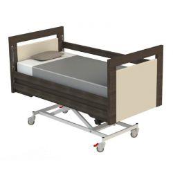 Cama hospitalar tripartida Design