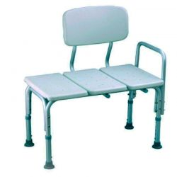 Cadeira de Banheira Dentro/Fora com Costas