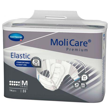 Fraldas incontinência Molicare Premium Elastic Eb. 14 un