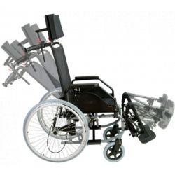 Cadeira de Rodas Cama