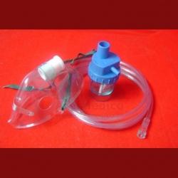Máscara Aerossol/Nebulizador para Adulto