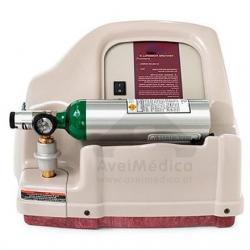 Compressor para concentrador de oxigénio