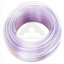 Tubo silicone transparente