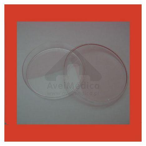 Caixa Petri de Plástico com Tampa 90mm