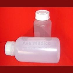 Frasco Plástico Kartell Boca Larga
