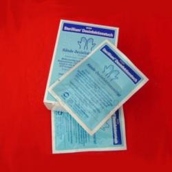 Sterillium Toalhetes Desinfectantes CX 10 unid