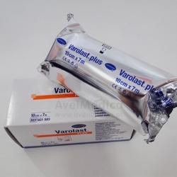 Varolast plus ligadura elástica de óxido de zinco
