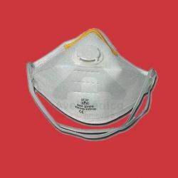Máscara FFP1 com Válvula
