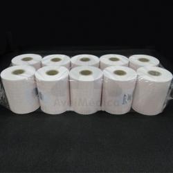 Papel para ECG 6 cm embalagem 10 rolos